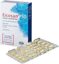 Truw Eicosan 750 Omega-3-Konzentrat Kapseln (60 Stück)