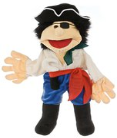 Living Puppets Pirat