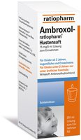ratiopharm Ambroxol Hustensaft (250 ml)