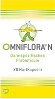 Novartis Omniflora N Kapseln (20 Stück)