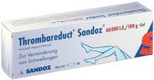 Sandoz Thrombareduct 60 000 I.E. gel (100 g)