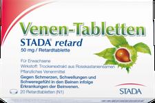 STADA Venen Tabletten Retard N1 (20 Stück)