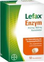 Lefax Enzym Lefax Kautabletten (50 Stk.)