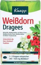 Kneipp Weissdorn Pflanzendragees (90 Stk.)