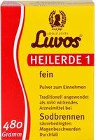 Luvos Heilerde 1 fein (480 g)