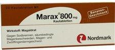 Asche Marax 800 Tabl. (20 Stk.)
