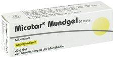 Dermapharm Micotar Mundgel (20 g)