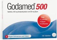 Dr. R. Pfleger Godamed 500 Tabl. (100 Stück)