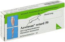 mibe Aescusan Retard 50 Tabletten (20 Stück)