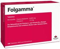 Wörwag Folgamma Tabletten (100 Stk.)
