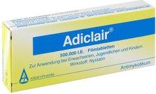 ARDEYPHARM Adiclair Tabletten (20 Stk.)