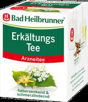Bad Heilbrunner Bad Heilbrunner Tee Erkältung N Filterbeutel (8 Stk.)