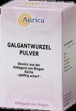 Aurica Galgantwurzel-Pulver 100 g