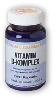 Hecht Pharma Vitamin B Komplex GPH Kapseln (60 Stk.)