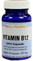 Hecht Pharma Vitamin B 12 GPH 3 mg Kapseln (60 Stk.)