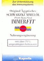 Medipharma Original Ägyptisches Schwarzkümmelöl (120 Stk.)