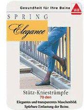 Spring Medical Elegance Kniestrümpfe 140 Den 36/37 mode