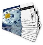 ReinerSCT timeCard Ersatz-Chipkarten RFID 10