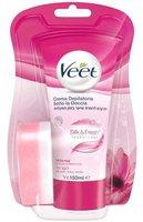 Veet Dusch-Haarentfernungs-Creme Trockene Haut (150 ml)