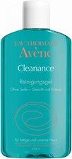 Avène Cleanance Seifenfreies Reinigungsgel (200 ml)