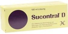 Harras Sucontral D Diabetiker Lösung (100 ml)