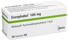 Merck Encephabol 100 Drag. (50 Stück)