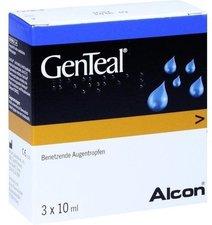 Novartis Genteal Augentropfen (3 x 10 ml)