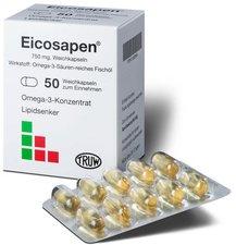 Truw Eicosapen Kapseln (50 Stück)