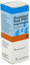 Novartis Oculotect Fluid Pvd Augentropfen (10 ml)