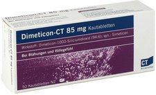 CT Dimeticon Kautabletten (50 Stück)