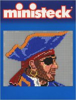 Ministeck Eye flap Captain (31771)