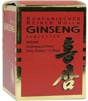 allcura Roter Ginseng 300 mg Tabletten (200 Stk.)