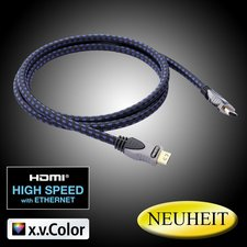 Goldkabel HIGHLINE HDMI Full HD (1,0m)