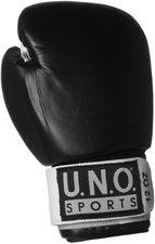 U.N.O. Boxhandschuhe Black-Pro