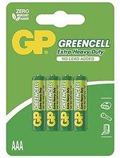 GP 4x AA / R6P Greencell