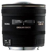Sigma 4,5mm f2.8 EX DC HSM Sigma