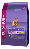 Eukanuba Puppy & Junior Small (7,5 kg)