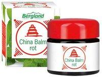 Bergland China Balm Rot (20 ml)