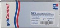 Gabmed HCG Schwangerschafts Test 10 St