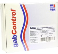 Gabmed HCG Schwangerschafts Testkarte 10 St