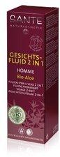 Sante Homme Gesichtsfluid 2 in 1 (50 ml)