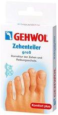 GEHWOL Polymer Gel Zehenteiler gross (3 St.)