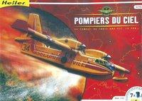 Heller Joustra Canadair : Feuerwehr der Lüfte (52702)