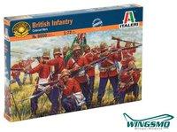 Italeri Britische Infanterie - Zulu Krieg 1879 (06050)