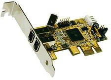 Exsys LowProfile FireWire 1394A PCI-X 2+1 (EX-16440)