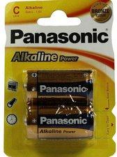 Panasonic Alkaline Power 2x C / LR14