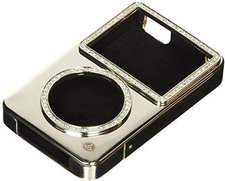 Gilty Couture Slider Case Silver Plated (iPod Video 80GB)
