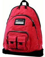 Quinny Wickelrucksack Freestyle, Red
