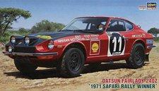 Hasegawa Datsun Fairlady 240Z Safari Rallye 197...