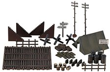 Hasegawa Field Camp Equipment Set (31132)
